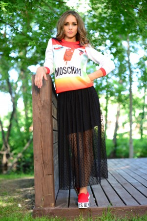 5.3 Mission: Свитшот MOSCHINO 1023 - главное фото