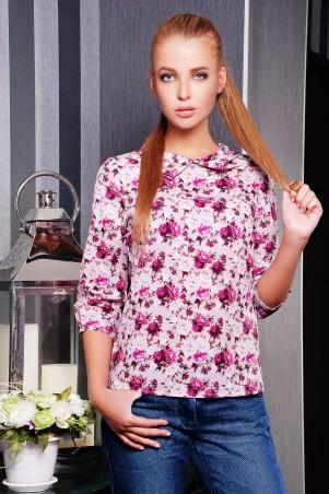 Glem: Блуза Пионы  Тамила1 д/р - главное фото