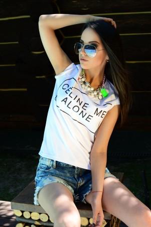 5.3 Mission: Футболка Celine me alone 5339 - главное фото
