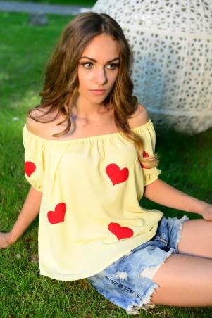 5.3 Mission: Блуза Heart 5118 - главное фото