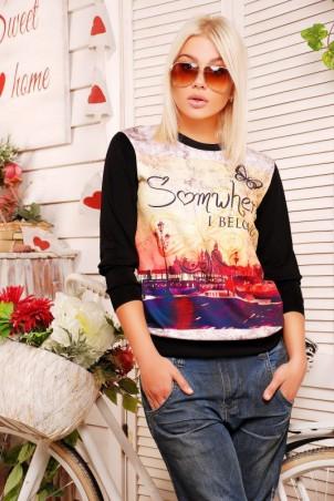 "FashionUp: Свитшот ""Sweatshirt"" KF-1193d - главное фото"