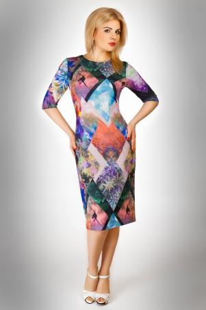 Tamara Style: Платье С ромбами - главное фото