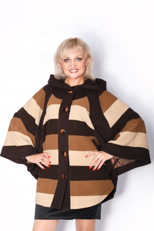 LaVaNa Outerwear: Пончо Rene - главное фото