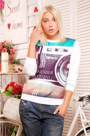 "FashionUp: Свитшот ""Sweatshirt"" KF-1186d - главное фото"