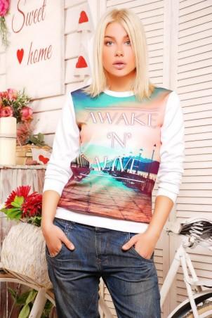 "FashionUp: Свитшот ""Sweatshirt"" KF-1179d - главное фото"