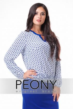 Peony: Блуза Глазго 280615 - главное фото