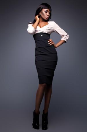Jadone Fashion. Платье Жанетт. Артикул: Janet