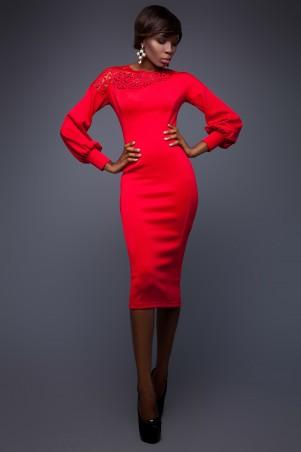 Jadone Fashion: Платье Розет - главное фото