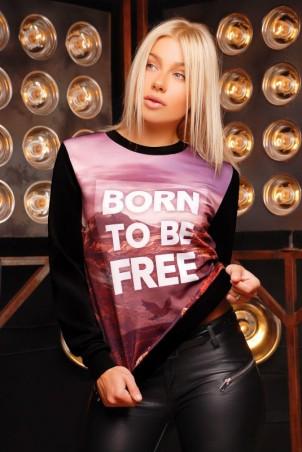 """FashionUp: Кофта""""Sweatshirt"""" KF-1168d - главное фото"""