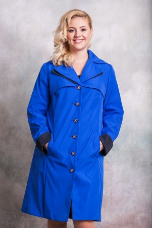 LaVaNa Outerwear: Плащ Sima - главное фото