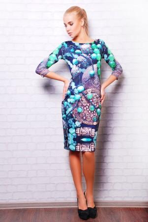 Glem: Платье Инди  Лоя-1 д/р - главное фото