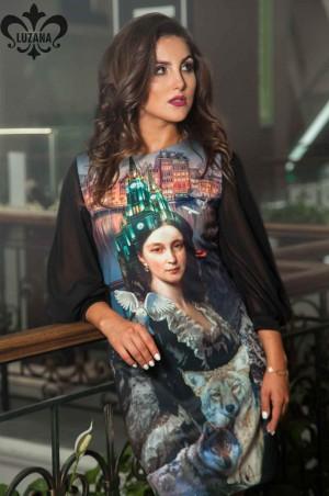 Luzana: Платье Сиена - главное фото
