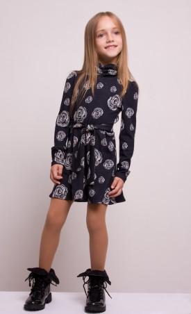 "Sofia Shelest: Платье ""Роза"" 000032 - главное фото"
