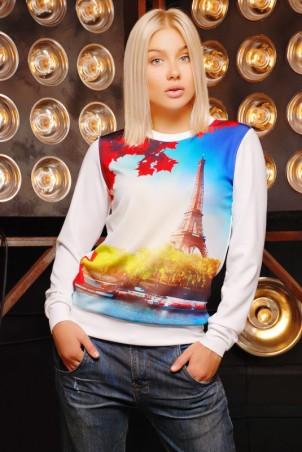 "FashionUp: Свитшот ""Sweatshirt"" KF-1188d - главное фото"