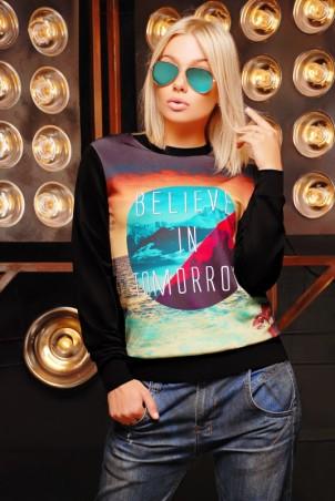 "FashionUp: Свитшот ""Sweatshirt"" KF-1161d - главное фото"