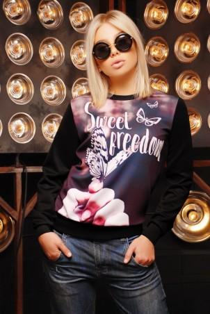 "FashionUp: Свитшот ""Sweatshirt"" KF-1155d - главное фото"