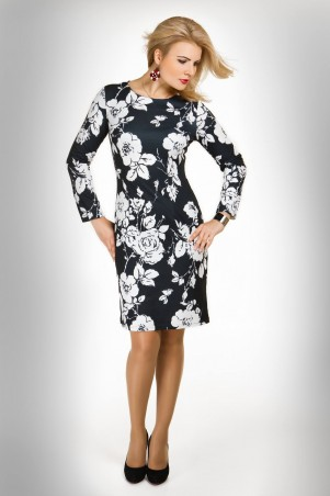Tamara Style: Платье Белая роза - главное фото
