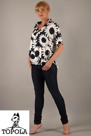Topola: Блуза 395 - главное фото