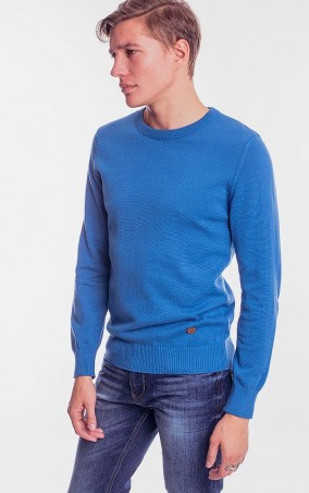 MR520 Men: Джемпер MR 121 1073 0815 Blue - главное фото