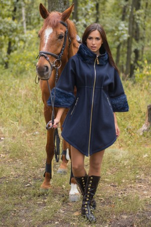 Bazhani: Пальто Камила - главное фото