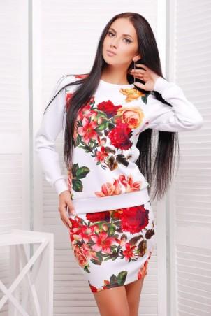 """FashionUp: Костюм""""Roses"""" KS-1211d - главное фото"""