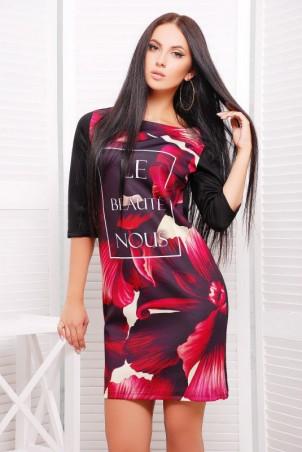 "FashionUp: Платье""Swan"" PL-1054B - главное фото"