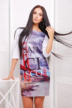 "FashionUp: Платье""Swan"" PL-1054C - главное фото"