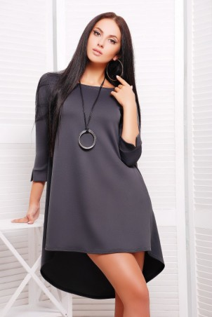 "FashionUp: Платье ""Шлейф"" PL-1229B - главное фото"