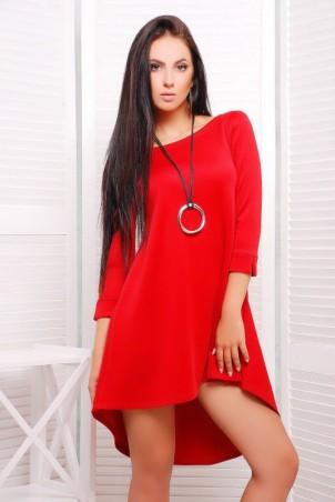 """FashionUp: Платье """"Шлейф"""" PL-1229D - главное фото"""