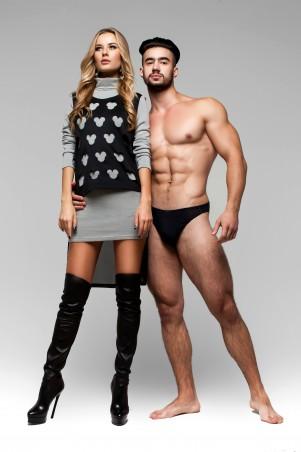 Jadone Fashion: Платье Мальта М-4 - главное фото