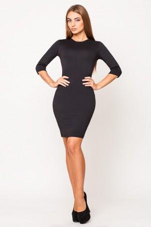Leo Pride: Платье женское Лоракс черный PL151 - главное фото