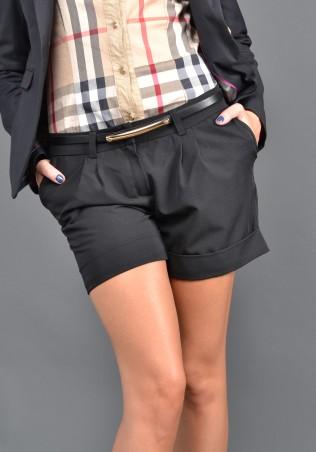 """TessDress: Классические женские шорты """"Clear"""" 2057 - главное фото"""