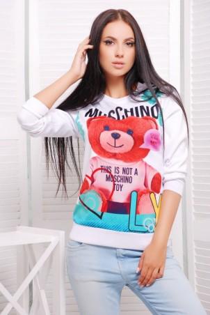 "FashionUp: Свитшот ""Sweatshirt"" KF-1215d - главное фото"