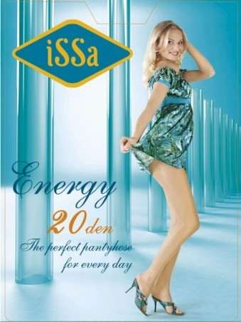 ISSA PLUS: Колготки Energy 20 den телесного цвета Energy 20_телесный - главное фото