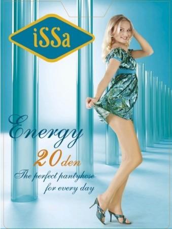 ISSA PLUS: Колготки Energy 20 den цвета антрацит Energy 20_антрацит - главное фото