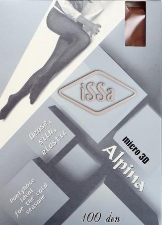 ISSA PLUS: Колготки Alpina 100 den черного цвета Alpina 100_черный - главное фото