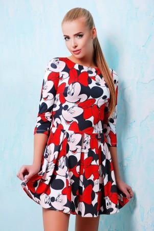 Glem: Платье Mickey Mouse  Мия-1 д/р - главное фото