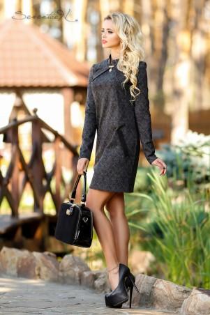Seventeen: Платье-туника 1031 - главное фото