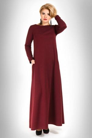 Tamara Style: Платье Платье бордо - главное фото