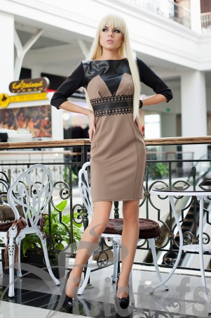 Vision FS: Платье «Пирамида» 15563 - главное фото