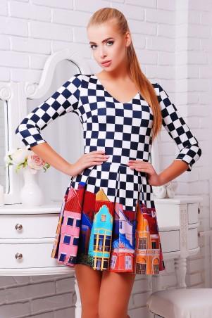 Glem: Платье Город  Мия-1 д/р - главное фото