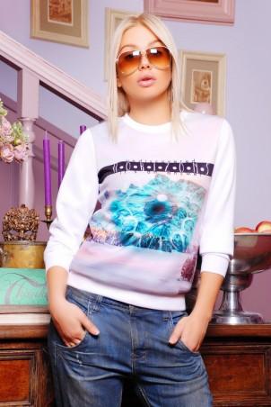 "FashionUp: Свитшот ""Sweatshirt"" KF-1239d - главное фото"
