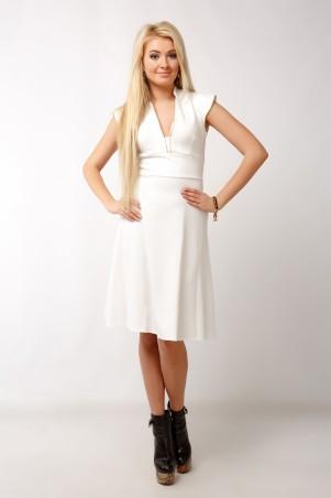 """InRed: Платье """"аэлита"""" Молочное 7146 - главное фото"""