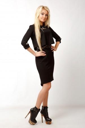 """InRed: Платье """"black Queen"""" 7155 - главное фото"""