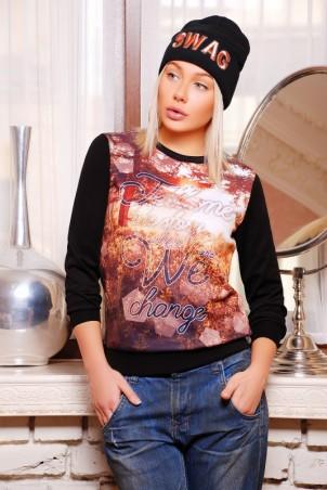 "FashionUp: Свитшот ""Sweatshirt"" KF-1253d - главное фото"