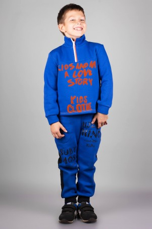 Olis-Style Kids: Толстовка Шайни - главное фото