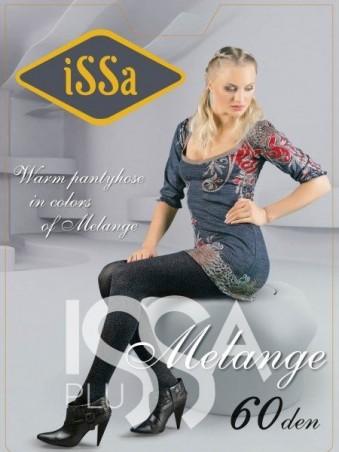 ISSA PLUS: Колготки Melange 60 den цвет бронзовый Melange 60_bronze - главное фото