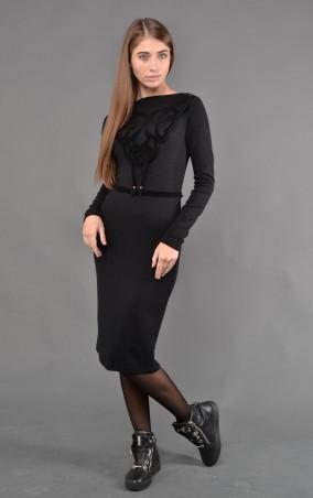 """TessDress: Женское Силуэтное Платье """"агата"""" 1233 - главное фото"""