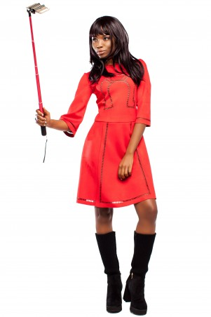 Jadone Fashion: Платье Трейси М-4 - главное фото