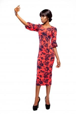 Jadone Fashion: Платье Ева М-2 - главное фото